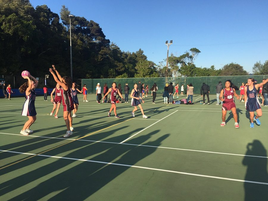 Wentworth Netball Success