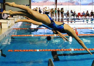 school swimming sports