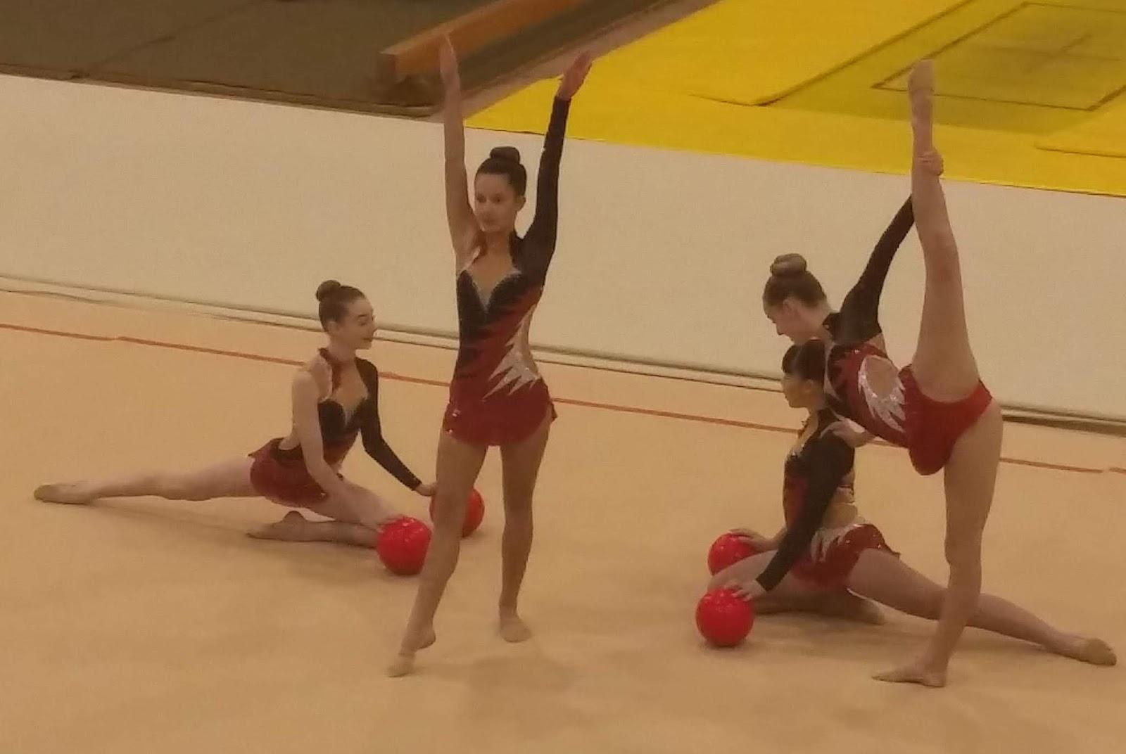Gold Gymnasts