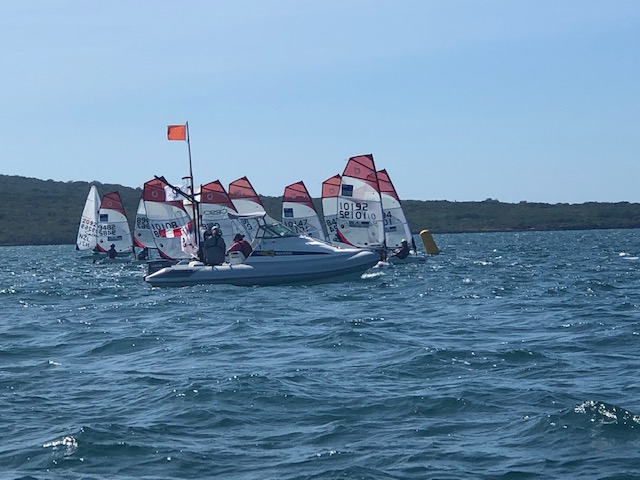 Sailing – Term 1 Regatta News
