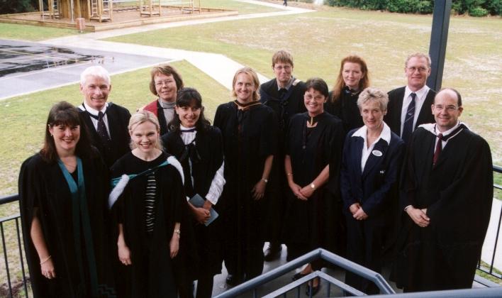 2003 Staff