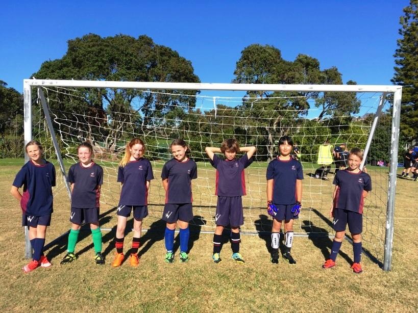 Primary Soccer Photo