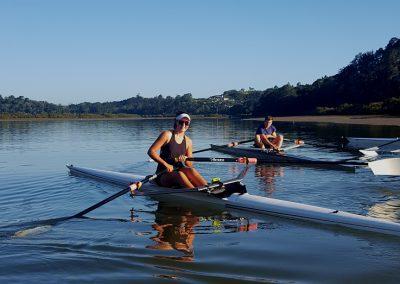 Wentworth Rowing Training