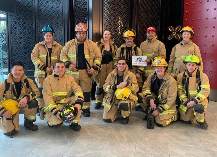 September 11 Memorial Sky Tower Climb