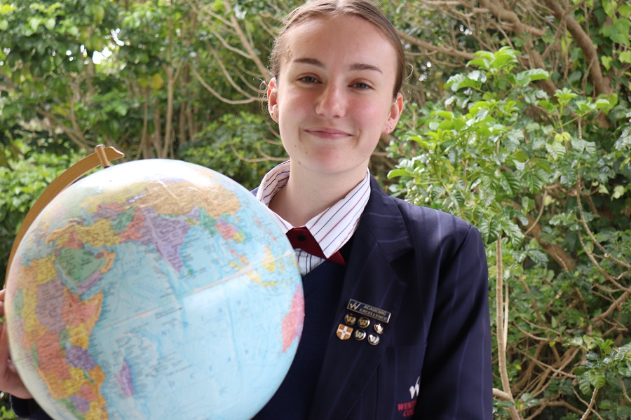 Wentworth Student picked for NZ team for the 2020 International Geography Olympiad