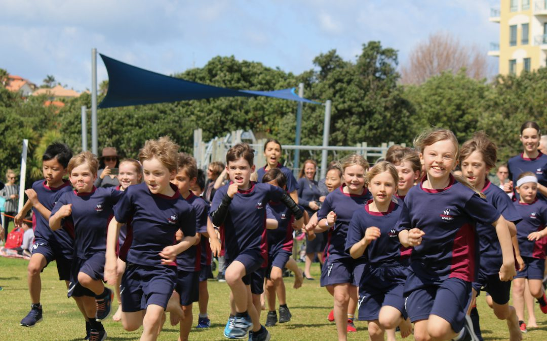 Primary School Cross Country fun!