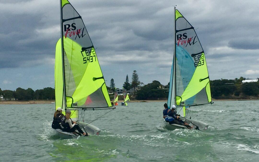 Wentworth Sailors fantastic performance at Inter-Schools Regatta